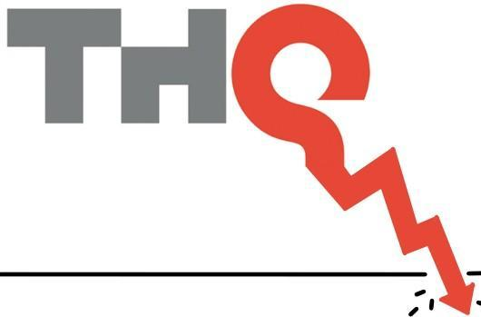 THQ receives stock delisting notice