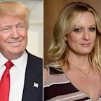President Trump Calls Stormy Daniels 'Horseface' on Twitter — And She Fires Back, 'Game on, Tiny'