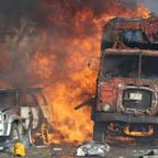 Death toll from Mogadishu truck bomb rises to 189 in deadliest single attack ever in Somalia's capital