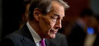 Charlie Rose jettisoned from CBS, PBS seats