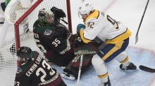 Coyotes can't take series lead for granted as Predators face elimination