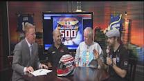 RTV6 Sports Xtra: Qual talks with Kanaan, Miller, Hinchcliffe