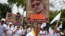 Colombia suspends extradition of FARC leader to US