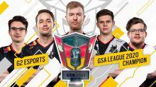 G2 Esports gewinnt die GSA League in Rainbow Six Siege