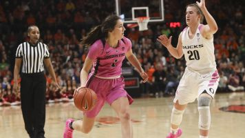 No. 12 Oregon State takes down No. 2 Oregon