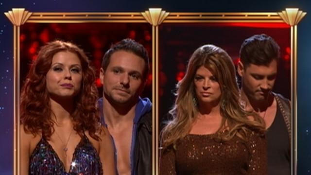 'DWTS' All-Stars: Lachey, Castroneves Booted