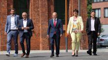 SPD hat Kanzlerkandidaten: Scholz glaubt an mehr als 20 Prozent