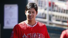 Shohei Ohtani struck out against Clayton Kershaw and all he could do was laugh