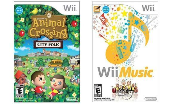 Analyst: Poor Wii Music, Animal Crossing sales stamina to blame for downturn