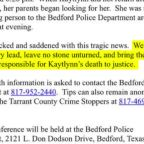 Missing 14-Year-Old Texas Girl Found Dead in Landfill After She Vanished While Walking Her Dog