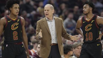 Report: Beilein's 'thugs' comment didn't go away