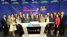 NASDAQ Opening Bell Ceremony to Celebrate Cathay Bank's 55th Anniversary