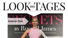 Look des Tages: Karlie Kloss in Mesh