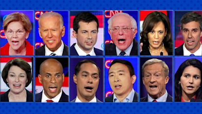 What's at stake for each of the Dems at the debate?