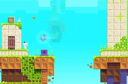 Fez going half-off on XBLA for one day only