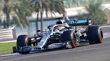 Lewis Hamilton signe la 88e pole de sa carrière