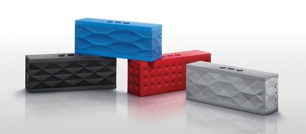 Jawbone Jambox Bluetooth speaker now available for $200
