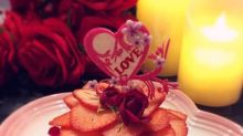 野莓朱古力慕絲