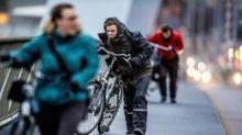 Caos en los transportes y seis muertos por tormenta en el norte de Europa