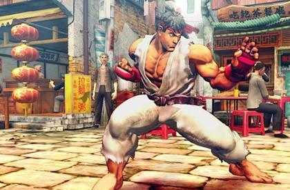 Ryu not planning to punch you in the face