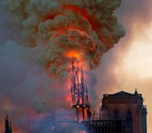 'Worst has been avoided': Notre Dame Cathedral's structure is saved; French president vows to rebuild