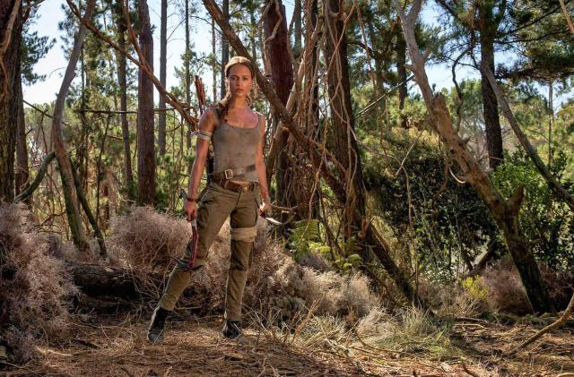 'Tomb Raider' trailer teases the cinematic reboot of Lara Croft