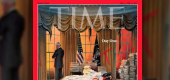 Time Magazine cover. (Time)