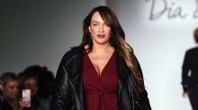 Nia Jax, WWE star and cousin of the Rock, wows crowd in 'amazingly empowering' fashion show