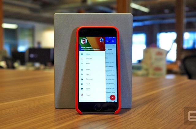 Google Inbox finally lets you attach files from Drive