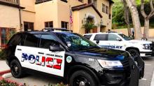 American flag design on Laguna Beach police cars causes both 'panic' and pride