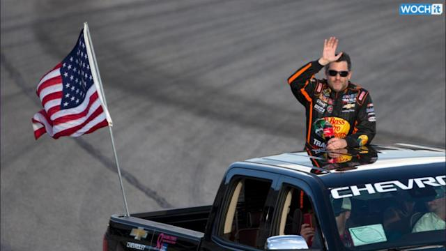 After Driver's Death, Tony Stewart's Return To NASCAR Cut Short