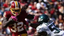 Fantasy Flames: Rob Kelley among under-started options for Week 11