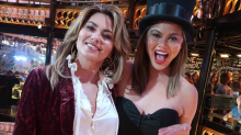 'That don't impress me much': Chrissy Teigen fans are livid that she posed with Shania Twain after her Trump comments