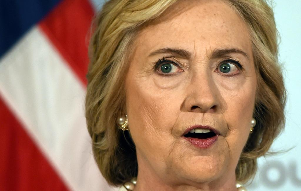 Hillary Clinton acknowledged in March that she exclusively used a private email account and private server from 2009 to 2013 while secretary of state, opting against a government account despite official recommendations (AFP Photo/Don Emmert)