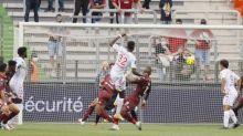 Foot - L1 - Ligue1: Monaco s'impose à Metz grâce à un nouveau but de Benoît Badiashile