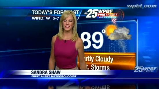 Wednesday Morning First Alert Forecast May 30