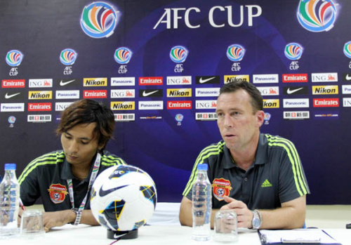 AFC Cup 2017: Maziya's Marjan Sekulovski - We have prepared specially for this match
