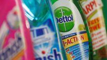 Reckitt Benckiser's sales hit record on coronavirus disinfectant boom