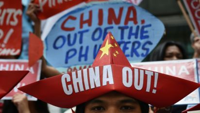 Philippines, China eye joint exploration in disputed waters