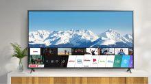 """Smart TV 4K 60"""" da LG por menos de 3.200 reais com cashback"""