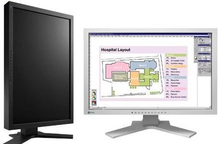 EIZO's 24-inch FlexScan for the colorblind