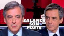 François Fillon en veut encore et toujours aux médias