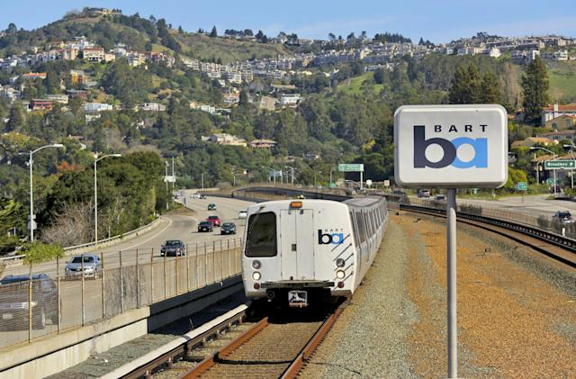 San Francisco train service plans to run solely on clean energy