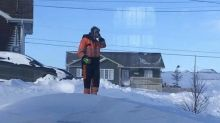 PHOTOS: Winter weather blasts Canada
