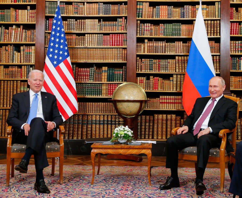 'No threats': What we learnt from Biden and Putin's Geneva summit