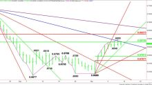 AUD/USD Forex Technical Analysis – .6848 Trigger Point for Acceleration to Downside