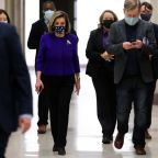 Pelosi aims to keep top U.S. House job if Democrats keep majority