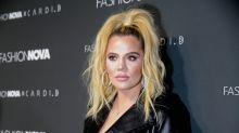 Khloé Kardashian speaks out about unauthorized bikini photo