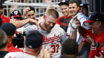 Stephen Strasburg has historic day ... as a batter