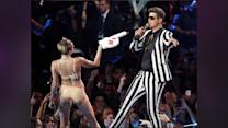 Miley Cyrus Defends VMAs Performance